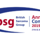 Sarcoma Presentation at the British Sarcoma Group Conference