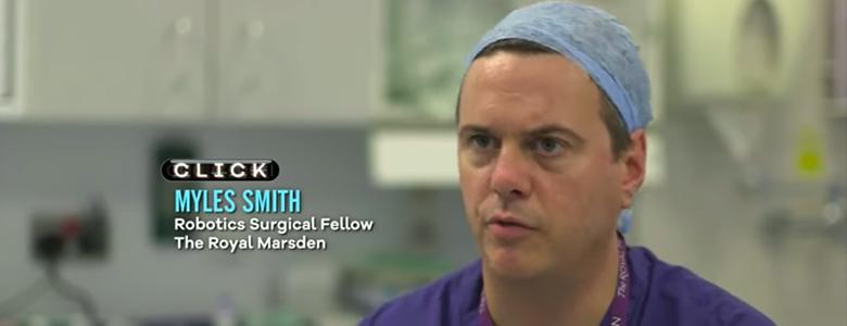 robotic GIST Surgery