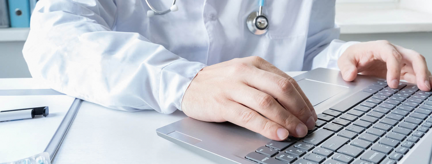 Remote consultations with a surgical oncologist